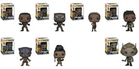 Funko Marvel Pop! - Black Panther - Set of 7 w/ 2 Chases - Pre-Order