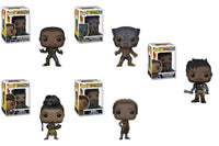 Funko Marvel Pop! - Black Panther - Set of 5 - Pre-Order