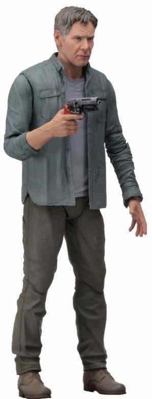 "NECA: Blade Runner 2049 - 7"" Scale Action Figure - Series 1 - Deckard"