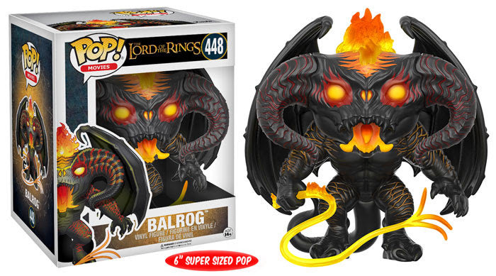 Funko Movies Pop! - Lord of the Rings Balrog #448<br>Pre-Order
