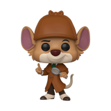 Disney The Great Mouse Detective Pop! - Basil