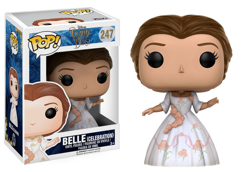 Funko Disney Pop! Beauty and the Beast -  Celebration Belle #247 - Videguy Collectibles