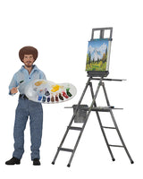 NECA 8 inch Clothed Action Figure - Bob Ross