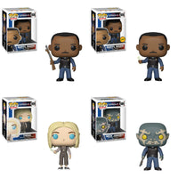 Funko Movies Pop! - Bright: Set of 4 - Pre-Order