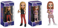Set of 2 Funko Television Rock Candy Buffy the Vampire Slayer - Buffy and Willow Pre-Order
