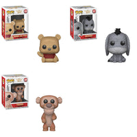 Funko Disney Pop - Christopher Robin Set of 3