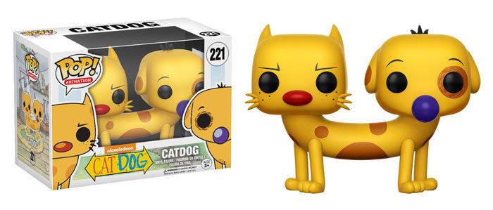 Funko Nickelodeon 90's Animation Pop! - Catdog - Catdog #221