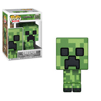 Funko Games Pop! - Minecraft  - Creeper - Pre-Order