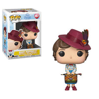 Funko Disney Pop - Mary Poppins - Mary Poppins w/  Bag #467