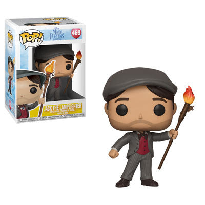 Funko Disney Pop - Mary Poppins - Jack the Lamp Lighter #469