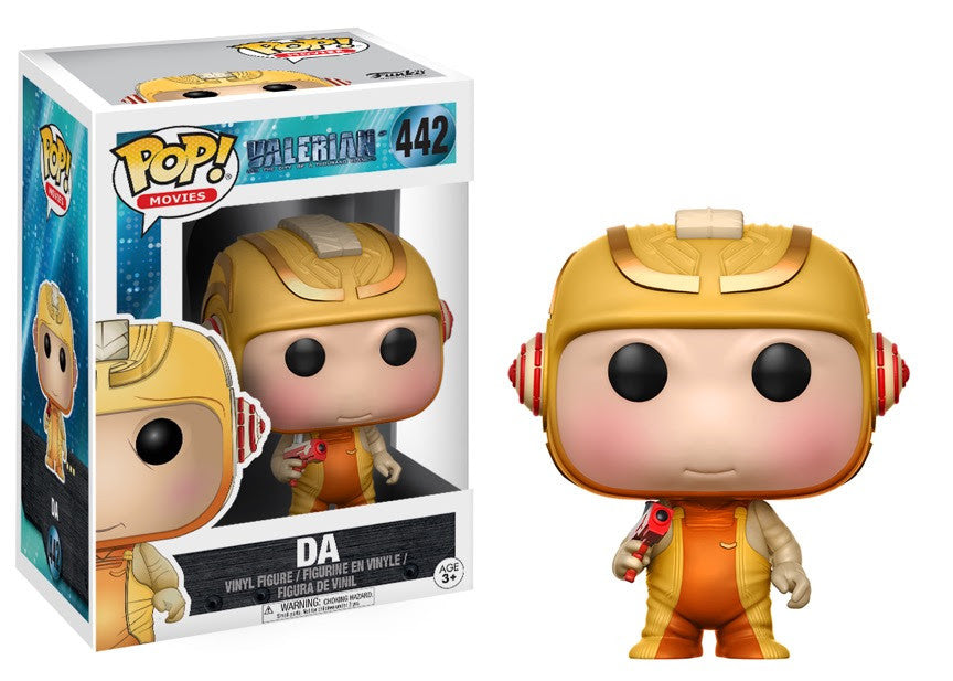 Funko Movies Pop! - Valerian - Da #442