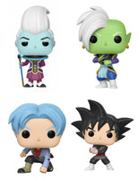 Set of 4 Funko Animation Pop! - Dragon Ball Super