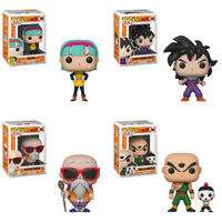 Funko Animation Pop - Dragon Ball Z - Set of 4 - Pre-Order