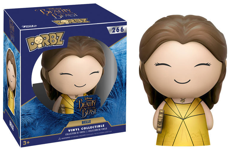 Funko Disney Dorbz - Beauty and the Beast - Belle #266<br>Pre-Order