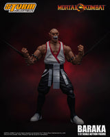 Storm Collectibles: Mortal Kombat - Baraka 1:12 Action Figure