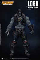 Storm Collectibles - Injustice Gods Among Us - Lobo - 1/12 Action Figure