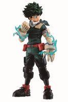 Bandai - My Hero Academia - Izuku Midoriya -Dou- (Let's Begin!) - Ichibansho Figure