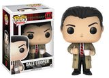 Set of 7 Funko Television Pop! Twin Peaks