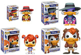 Set of 4 Funko Disney Pop! - Darkwing Duck