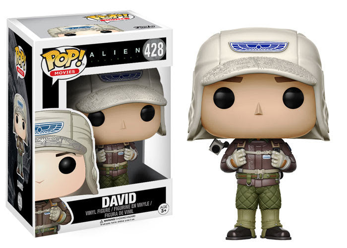 Funko Movies Pop! - Alien: Covenant David #428