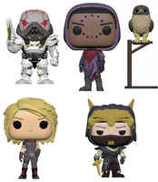 Funko Games Pop! - Destiny s2: Set of 4