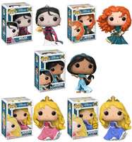 Set of 5 Funko Disney Pop!
