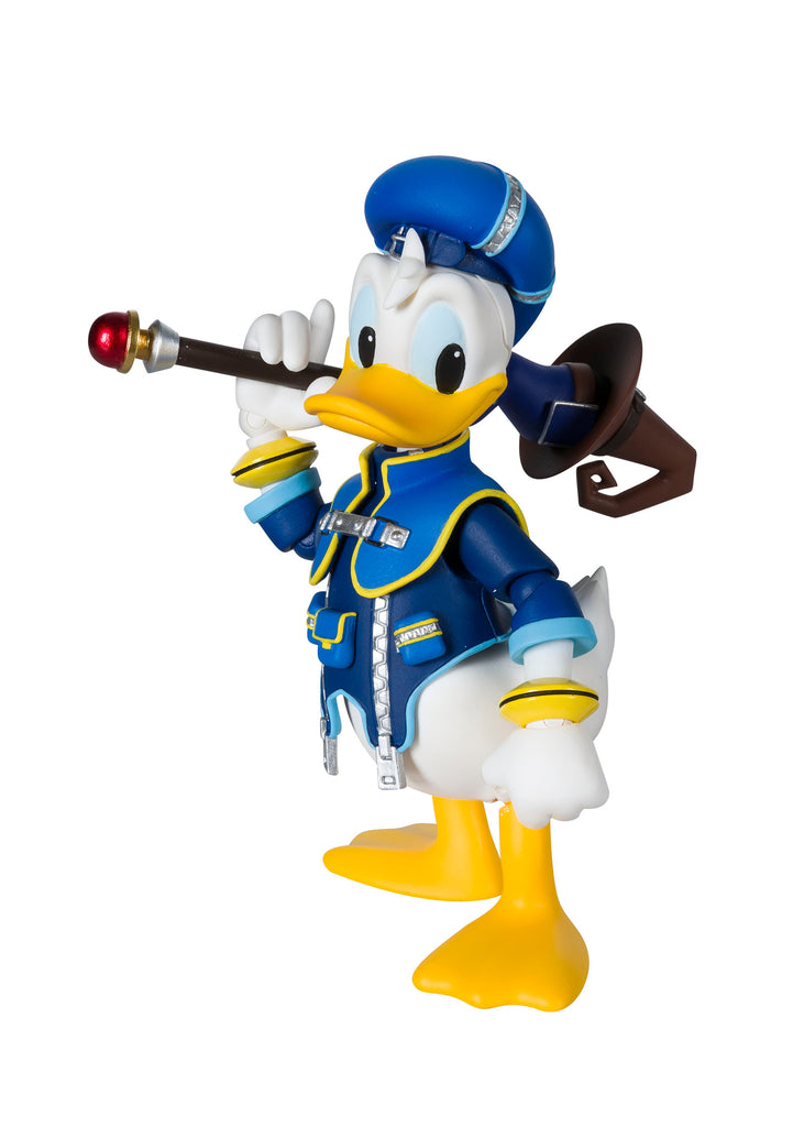 Bandai - Kingdom Hearts II - Donald Duck S.H. Figuarts
