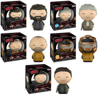 Set of 5 Funko Movies Dorbz  Blade Runner 2049 - 4 Regular 1 Chase 1 Limited Edition