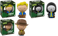 Set of 3 Funko Games Dorbz - Fallout - Rooted,  Grim Reaper's Srpint, Mysterious Stranger <br>Pre-Order