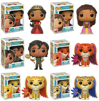 Funko Disney Pop! - Elena of Avalor - Set of 6