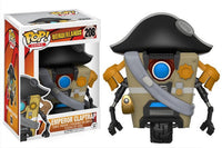 Funko Games Pop! - Borderlands Emperor Claptrap #208