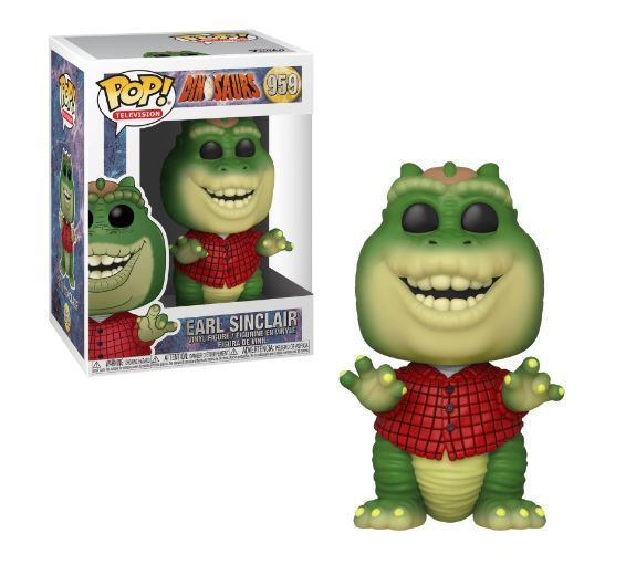 Funko Television Pop - Dinosaurs - Earl Sinclair