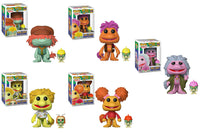 Funko Television Pop! - Set of 5 Fraggle Rock Pop!