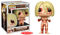 Funko Animation Pop! - Attack on Titan Female Titan 6in Super Sized #234<br>Pre-Order