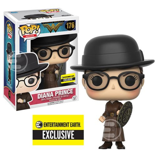 Funko Heroes Pop! - Wonder Woman Movie Diana Prince #176