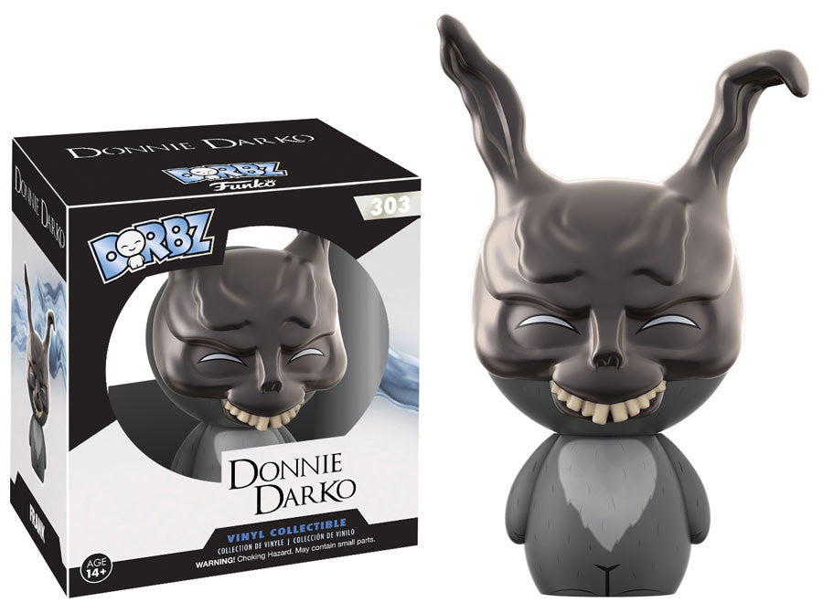 Set of 2 Funko Movies Dorbz - Donnie Darko - Frank #303<br>Pre-Order