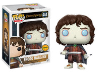 Funko Movies Pop! - Lord of the Rings Frodo Baggins Chase #444