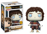 Set of 7 Funko Movies Pop! - Lord of the Rings  5 Regular Releases, 1 Chase and 6 inch Super Sized Pop!<br>Pre-Order
