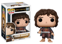 Funko Movies Pop! - Lord of the Rings Frodo Baggins #444