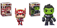 Funko Marvel Pop - Future Fight - Set of 2 - Pre-Order