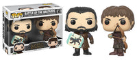 Funko Game of Thrones Pop! - Battle of the Bastards - Jon Snow and Ramsay Bolton