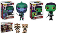 Funko Games Pop! Set - Guardians of the Galaxy The Telltale Series - Gamora