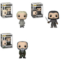 Funko Game of Thrones Pop - Series 8 Set of 3 - Pre-Order