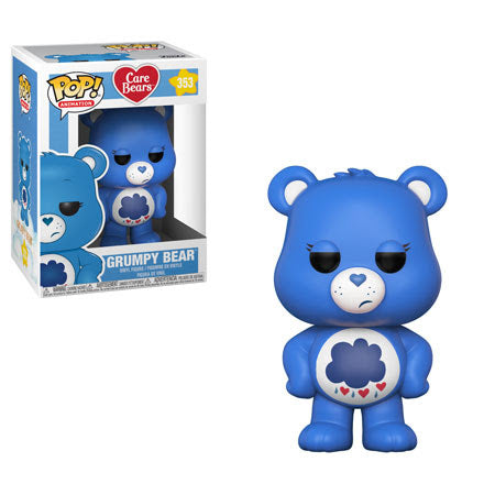 Funko Animation Pop! - Care Bears - Grumpy Bear - Pre-Order