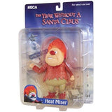 "NECA 7"" Action Figure - Year Without a Santa Claus - Heat Miser"