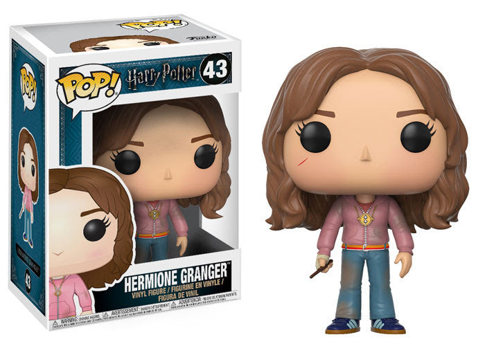 Funko Movies Pop! - Harry Potter Wave 4 Hermione Granger w/ Time Turner