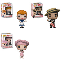 Funko Television Pop! - I Love Lucy - Set of 3