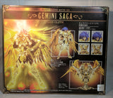 "Bandai Saint Cloth Myth - Gemini Saga (God Cloth) ""Saint Seiya Soul Of Gold"""