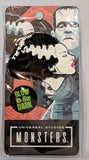Classic Horror Enamel Pin - Universal Monsters - Bride of Frankenstein - GITD