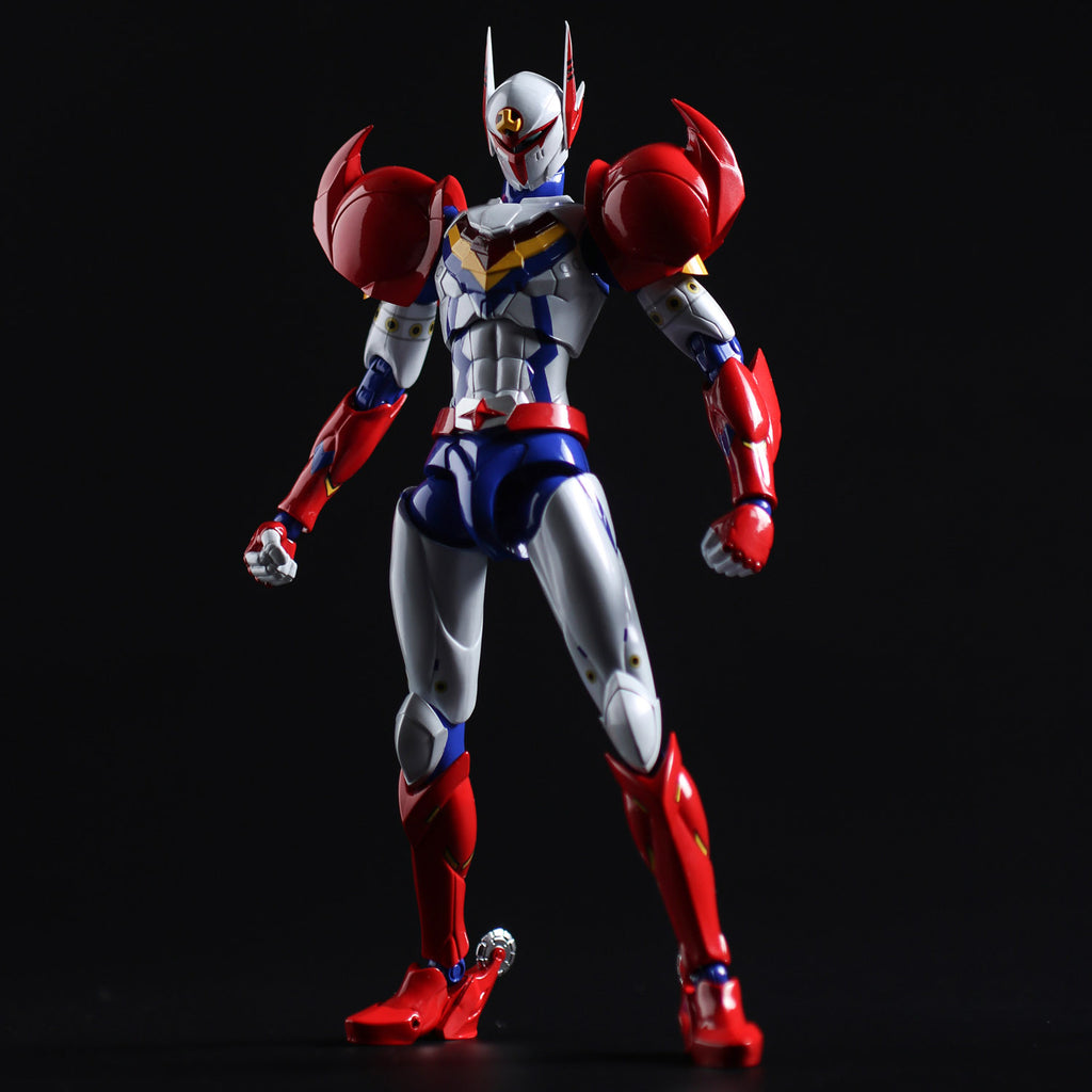 SEN-TI-NEL Tatsunoko Heroes Fighting Gear - Infini-T Force - Tekkaman Fighter Gear Ver.